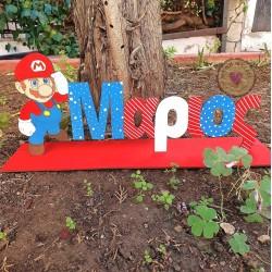 Σταντ Όνομα - Super Mario