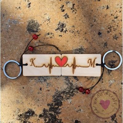 Σετ Μπρελόκ - Strain of my Heart