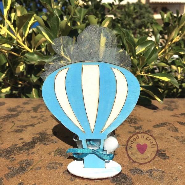 Επιτραπέζια Μπομπονιέρα - Αερόστατο