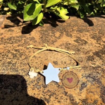 Μαρτυρικό Βραχιολάκι - Το Μικρό μας Αστεράκι
