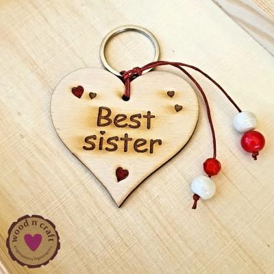 Μπρελόκ - Best sister