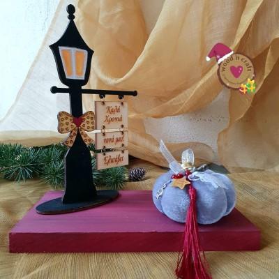 Χριστουγεννιάτικο διακοσμητικό - Wish lantern
