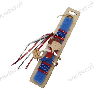 Λαμπάδα - Μικρός Νικόλας - Woodncraft