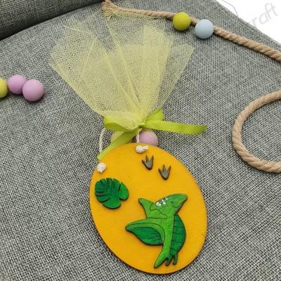 Μπομπονιέρα καδράκι - Πτεροδάκτυλος