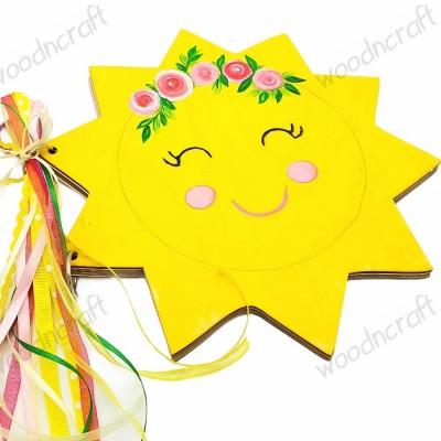 Βιβλίο ευχών - Ήλιος λουλουδάτος