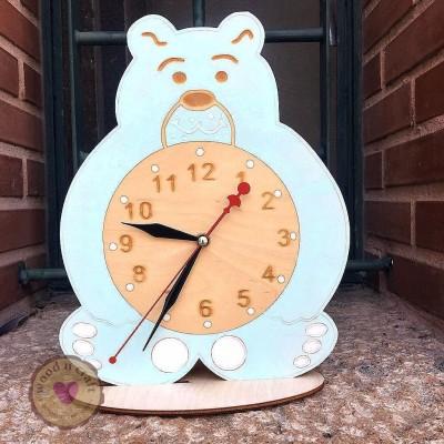 Ρολόι Αρκουδάκι