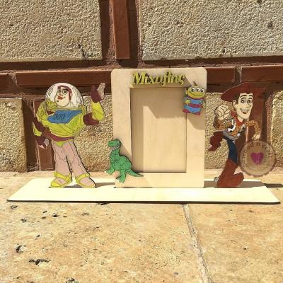 Σταντ Κορνίζα με θέμα Toy Story