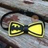 Ξύλινο 3D Παπιγιόν Batman